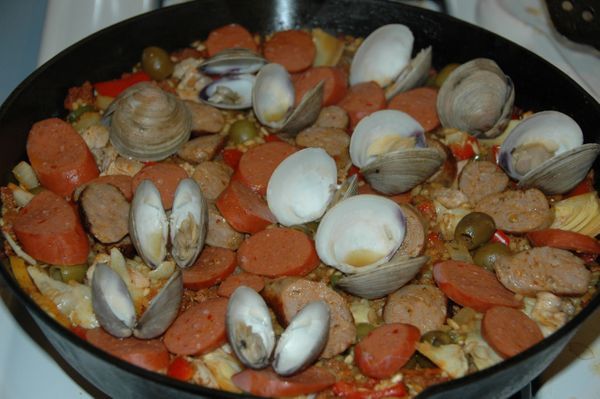 Paella, the early years